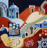 Moroccan Nights       sold